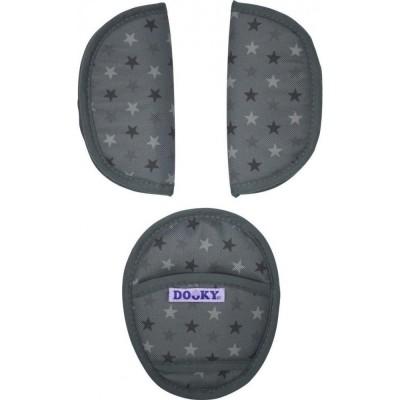 Dooky Επωμίδες για Ζώνη 5 Σημείων Grey Stars