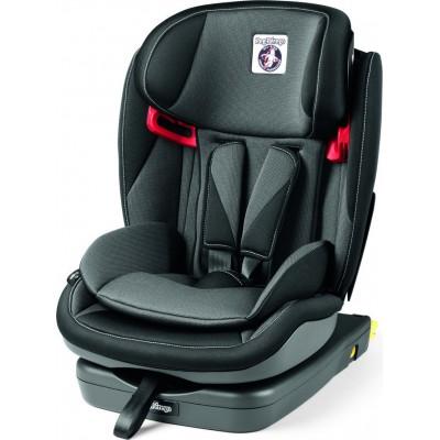 Peg-Perego Viaggio 1-2-3 Via Παιδικό Κάθισμα Αυτοκινήτου 9-36kg Crystal Black