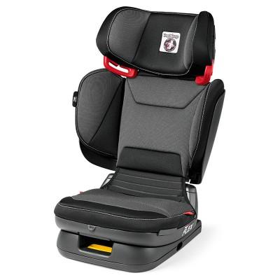 Peg Perego Viaggio 2-3 Flex Κάθισμα Αυτοκινήτου με Isofix 15-36Kg Crystal Black