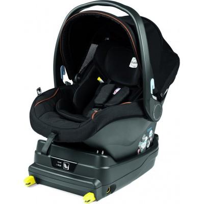 Peg Perego Primo Viaggio i-SIZE Παιδικό Κάθισμα Αυτοκινήτου με Βάση ISofix  40-83cm 0-13 κιλά, Ebony