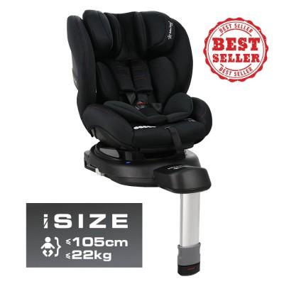 Bebe Stars Κάθισμα Αυτοκινήτου Megan i-Size Black 926-188
