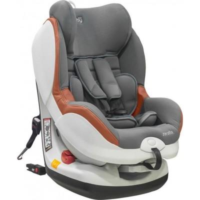 Just Baby Zerofix Παιδικό Κάθισμα Αυτοκινήτου 0-18Kg με Isofix + Ζώνη Grey