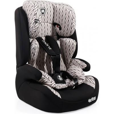 Moni Armor Παιδικο Κάθισμα Αυτοκινήτου 9-36Kg Beige Lines
