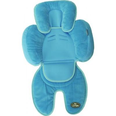 Bo Jungle B-Snooze Κάλλυμα Καροτσιού &  Καθίσματος Αυτοκινήτου Turquoise