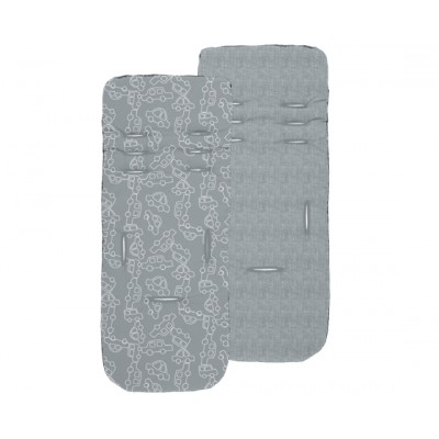 Kikka Boo Κάλλυμα - Στρωματάκι Καροτσιού Memory Foam Cars 31106010025