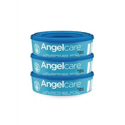 AngelCare Ανταλλακτικές Σακούλες για Κάδο Απόρριψης 3 τμχ BR74586