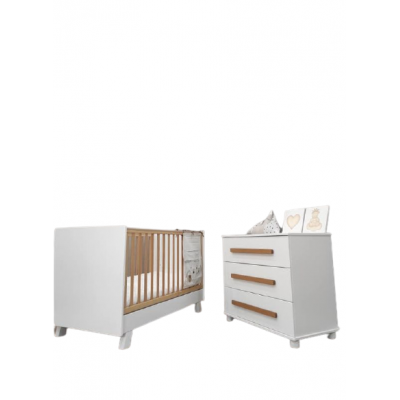 Baby Smile Προεφηβικό Κρεβάτι Anabella