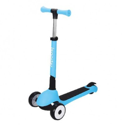iSporter Pro Παιδικό Πατίνι Μπλε  653-181 Bebe Stars