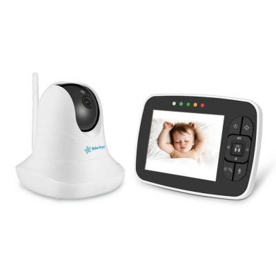 Bebe Stars Ενδοεπικοινωνία Μωρού Με Κάμερα & Ήχο Λευκό 9502
