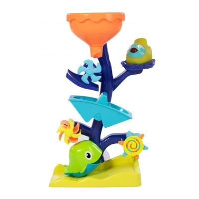 Bo Jungle B-Waterwheel Παιχνίδι Μπάνιου Καταρράκτης με Ψαράκια B900710