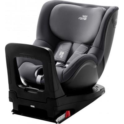 Britax DUALFIX i-SIZE Κάθισμα Αυτοκινήτου 0-18Kg Storm Grey R2000026907