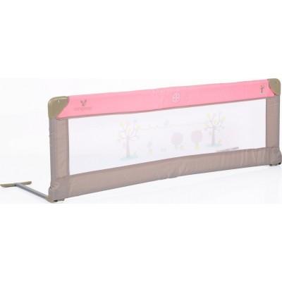 Cangaroo Προστατευτική Μπάρα Κρεβατιού Bed Rail Pink 3800146247317