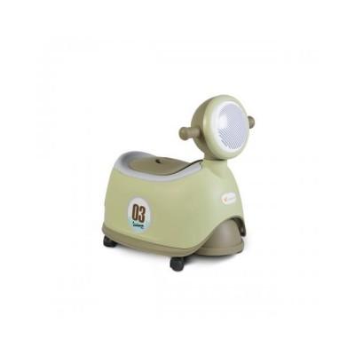 Cangaroo Γιογιό Mini Vespa 2 in 1 με Κάθισμα και Καπάκι Green 3800146266387