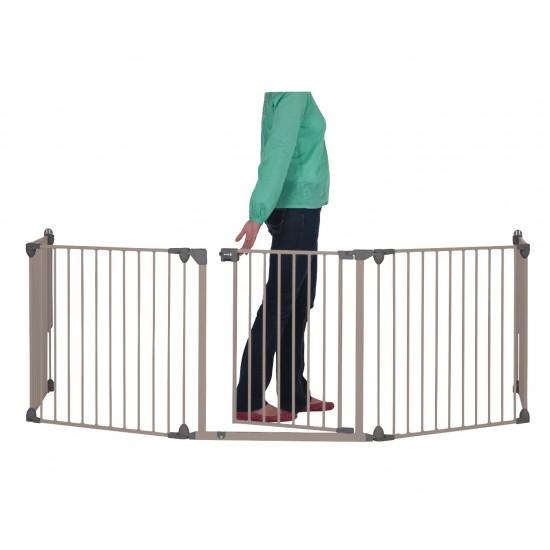 Safety 1st Modular 5 Μεγάλη Πόρτα Ασφαλείας 40-358cm 24966-58