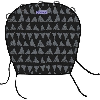 Dooky Υφασμάτινο Σκίαστρο Καροτσιού με UV προστασία Black Tribal