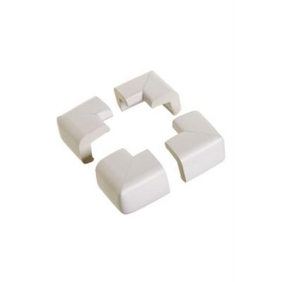 DreamBaby Προστατευτικά Γωνιών Foam 4τμχ Grey BR75165