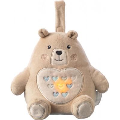 Gro company Bennie ο Αρκούδος, ο τέλειος σύντροφος για τον ύπνο! Επαναφορτιζομενος με USB AKA0060