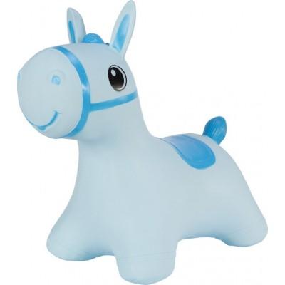 Hoppimals Jumping Horse Φουσκωτό Παιχνίδι Χοπ Χοπ Αλογάκι Blue TFF-NN182