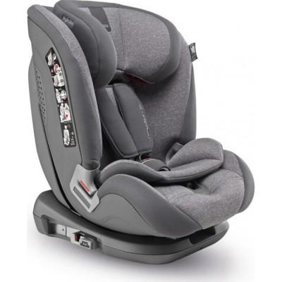 Inglesina Newton Κάθισμα Αυτοκινήτου με Isofix  9-36kg Grey