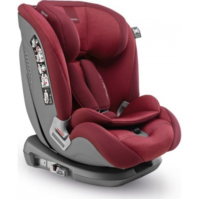 Inglesina Newton Κάθισμα Αυτοκινήτου με Isofix  9-36kg Red
