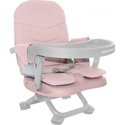 Kikka Boo Κάθισμα Φαγητού Pappo Piink 2020 31004010096