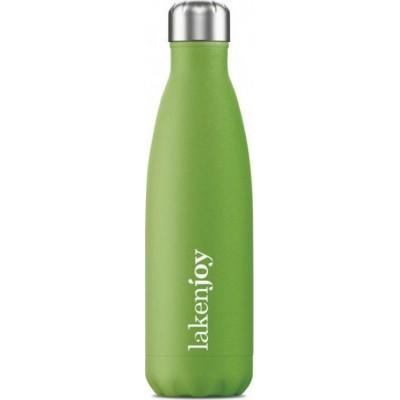 Laken LakenJoy Θερμός Για Υγρά 500ml Olive J50VO