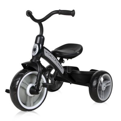 Lorelli Dallas Τρίκυκλο Ποδηλατάκι Black 10050500019