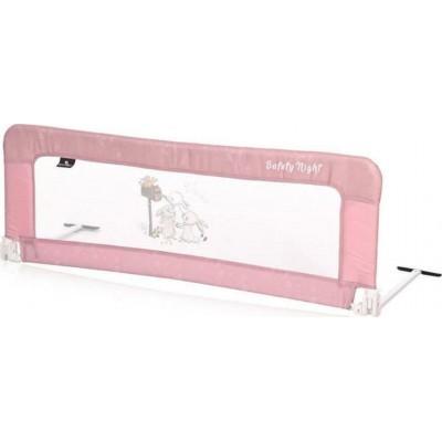 Lorelli Προστατευτική Μπάρα Κρεβατιού Safety Night Beige Rose Rabbits 10180032153