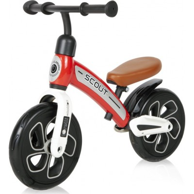 Lorelli Scout Ποδήλατο Ισορροπίας Eva Wheels Red 10410010004