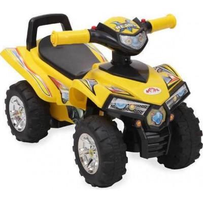 Moni ATV 551 Ποδοκίνητη Γουρούνα Κίτρινη 3800146240370