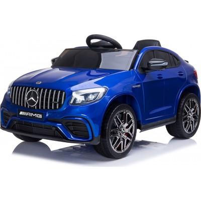 Ηλεκτροκίνητο Αυτοκίνητο 12V Mercedes-AMG GLC 63s Eva Wheels Blue 3800146213688