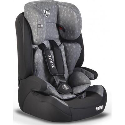 Moni Armor Παιδικο Κάθισμα Αυτοκινήτου 9-36Kg Grey Stars