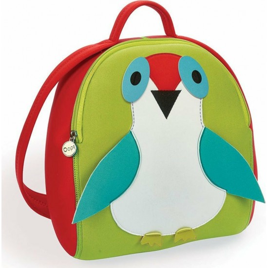 Oops Τσάντα Πλάτης All I Need Backpack Πουλί X30-30002-32