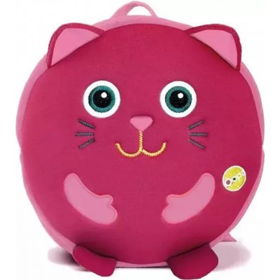 Oops Παιδική Τσάντα Πλάτης Pappy Backpack Cat 30016-21