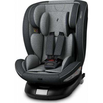 Osann Neo 360 Κάθισμα Αυτοκινήτου 0-36 Universe Grey 108224252