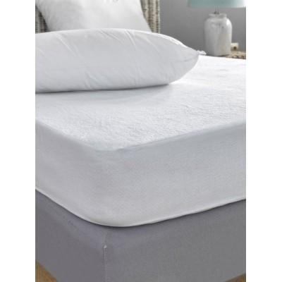 Palamaiki Κάλυμμα Στρώματος Κούνιας 75X140+20 White Comfort Waterproof