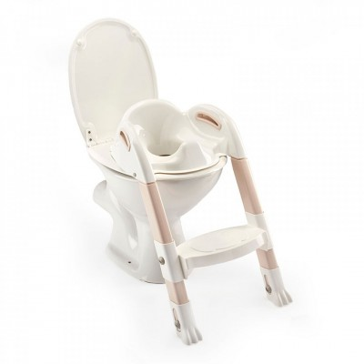 Thermobaby Kiddyloo Toilet Trainer Στεφάνι WC με Σκαλοπάτι Brown