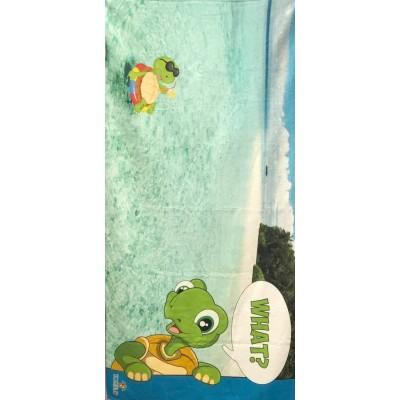 Tortue Παιδική Πετσέτα Θαλάσσης Turtle S1-181-100