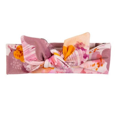 UL&KA Κορδέλα με Φιόγκο Sunset 6-12 Μηνών