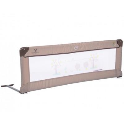 Cangaroo Προστατευτική Μπάρα Κρεβατιού Bed Rail Beige 3800146246686