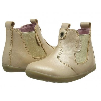 Bobux Step up Jodphur Boot Βρεφικά Μποτάκια Champagne Shimmer