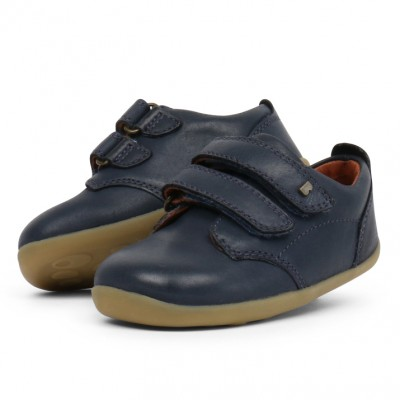Bobux Step up Port Shoe Βρεφικά Παπούτσια Navy