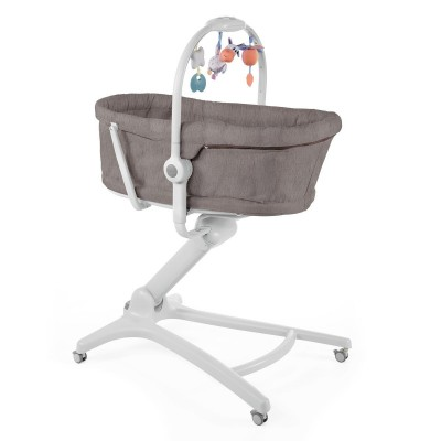Chicco Baby Hug Multifunctional Λίκνο - Ρηλάξ 4 σε 1 Legend P07-79173-18
