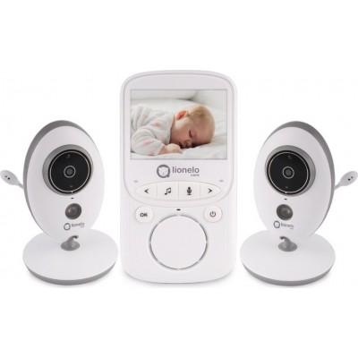 Lionelo Ενδοεπικοινωνία με Κάμερα Babyline 5.1