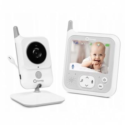 Lionelo Ενδοεπικοινωνία με Κάμερα Babyline 7.1