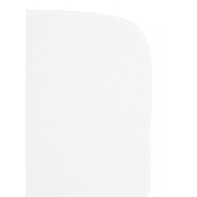 Λαβέτα Διπλή Φροτέ με Κοπτοράπτη Λευκή Figlio Bino