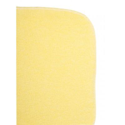 Λαβέτα Διπλή Φροτέ με Κοπτοράπτη Κίτρινη Figlio Bino