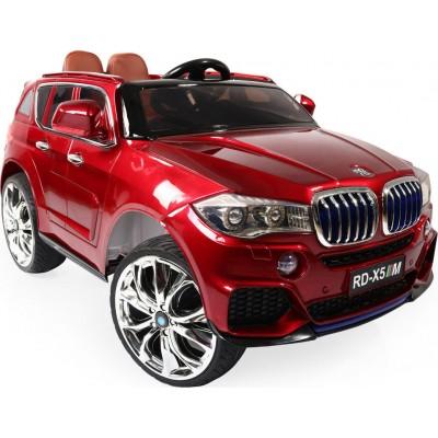 Ηλεκτροκίνητο Αυτοκίνητο τύπου Jeep BMW M5X RD500 Κόκκινο