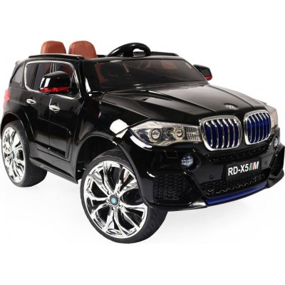Ηλεκτροκίνητο Αυτοκίνητο τύπου Jeep BMW M5X RD500 Μαύρο