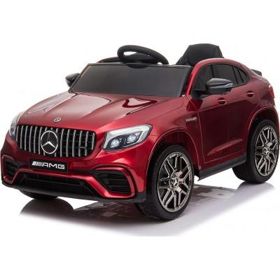 Ηλεκτροκίνητο Αυτοκίνητο 12V Mercedes-AMG GLC 63s Eva Wheels Red 3800146213671